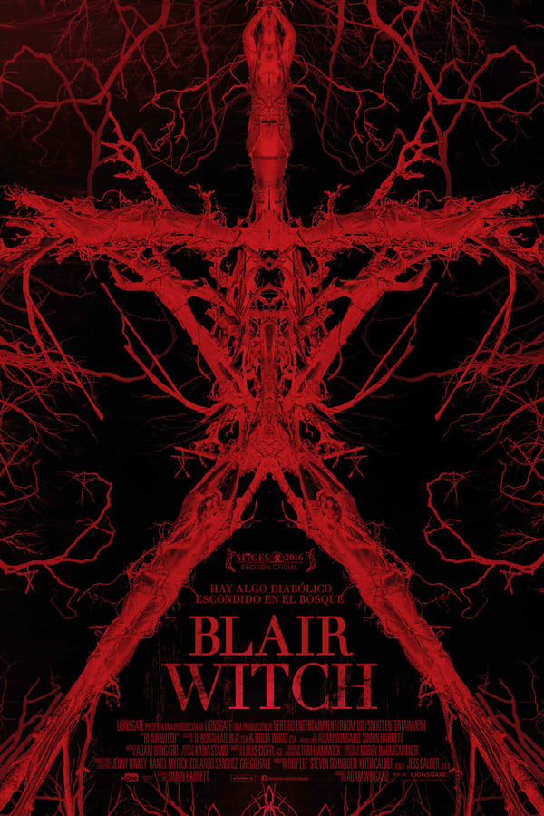 La Bruja de Blair (Blair Witch) The Woods