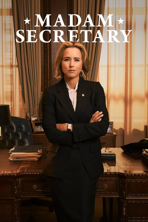 Madam Secretary season 6 poster