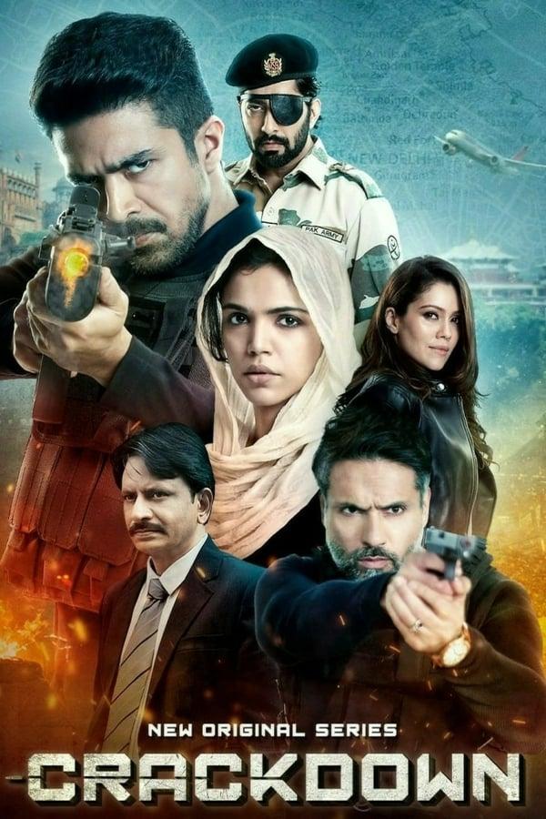 Crackdown (2020) Hindi Season 1 Complete Watch Online HD