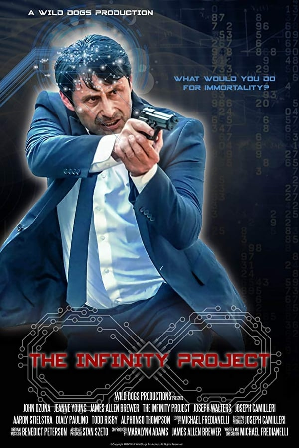 Baixar The Infinity Project (2019) Dublado via Torrent