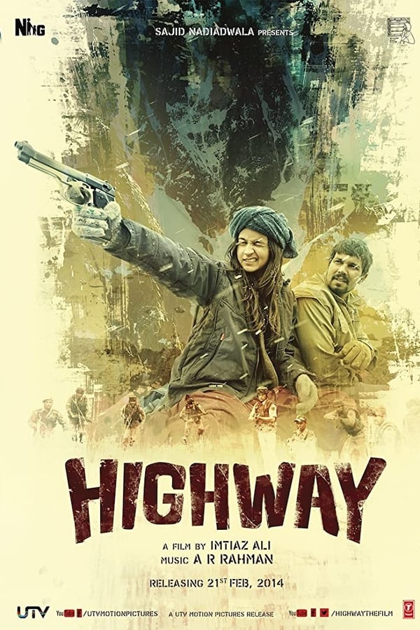Highway (2014) Hindi | x264 Blu-Ray | 1080p | 720p | 480p | Download | Watch Online | GDrive | Direct Links