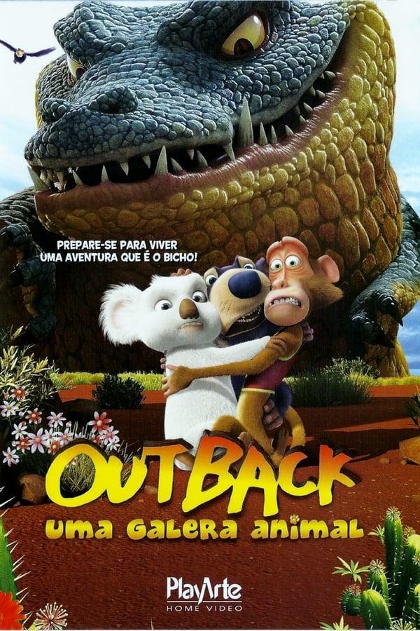 Assistir Outback – Uma Galera Animal Online