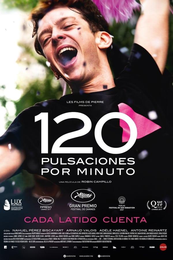 120 pulsaciones por minuto ()