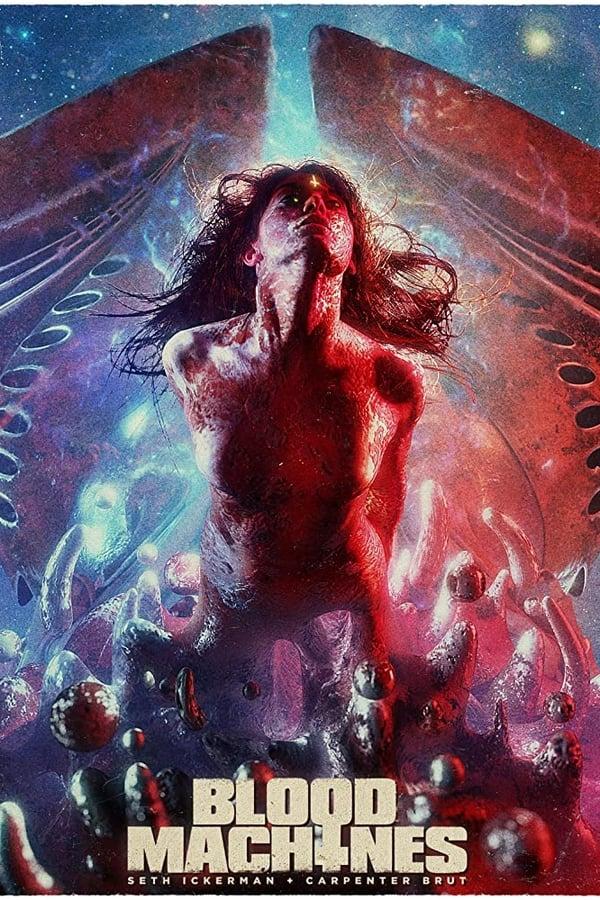 Blood Machines (2019) [AMZN] 1080p SUB -CMHDD