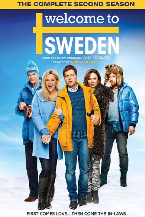 Assistir Welcome To Sweden Online