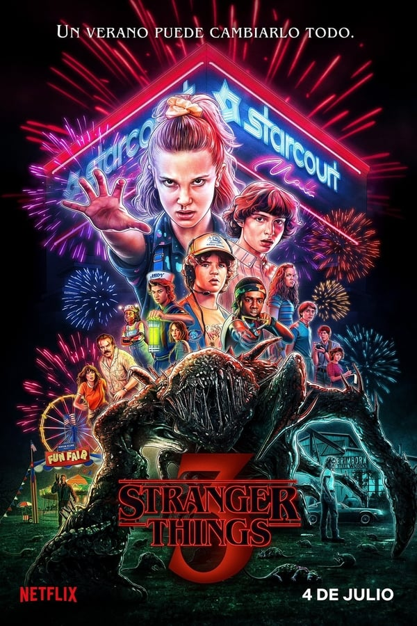Stranger Things 3×08
