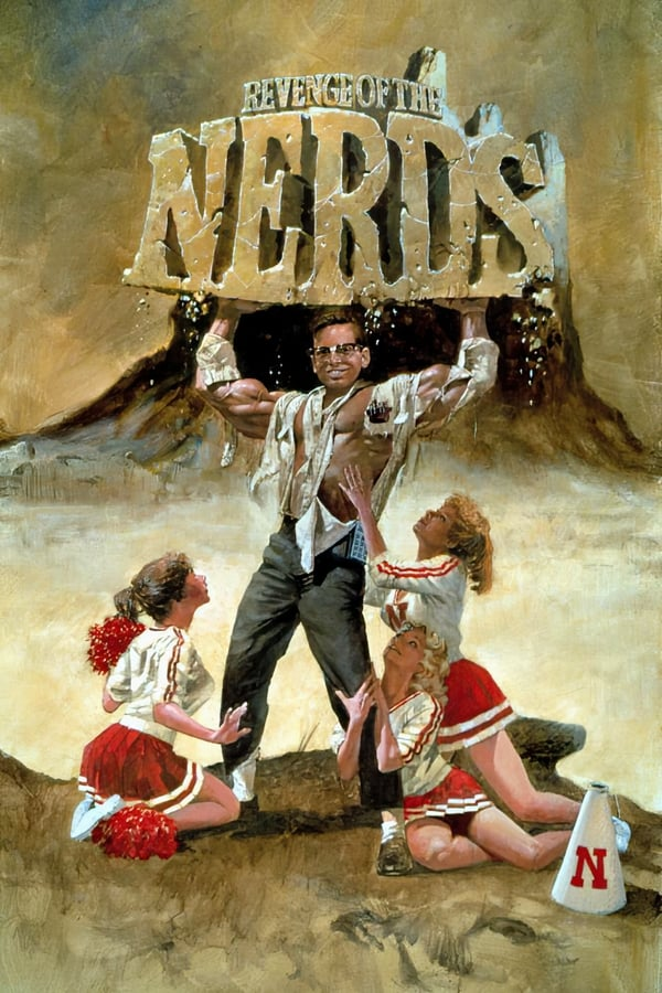 Revenge of the Nerds (1984) Poster