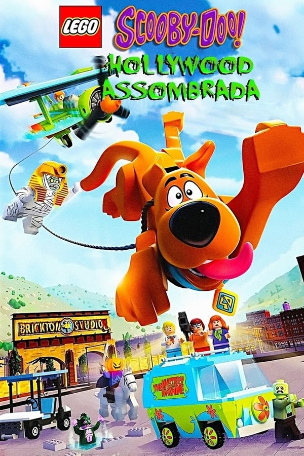 Assistir Lego Scooby-Doo Hollywood Assombrada