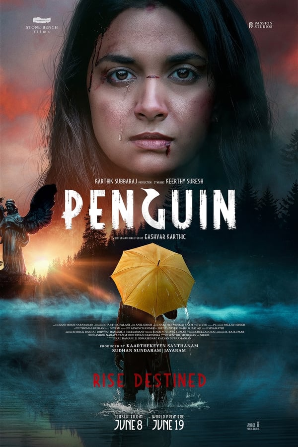 Penguin (2020) Tamil | x264 AMZN WEB-DL | 1080p | 720p | 480p | Download | Watch Online | GDrive | Direct Links