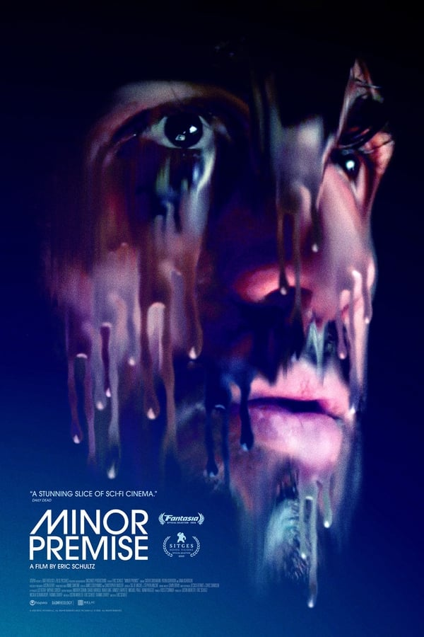 Minor Premise (2020) 720p WEBRip Dual Audio [Unofficial Dubbed] Hindi-English x264 AAC