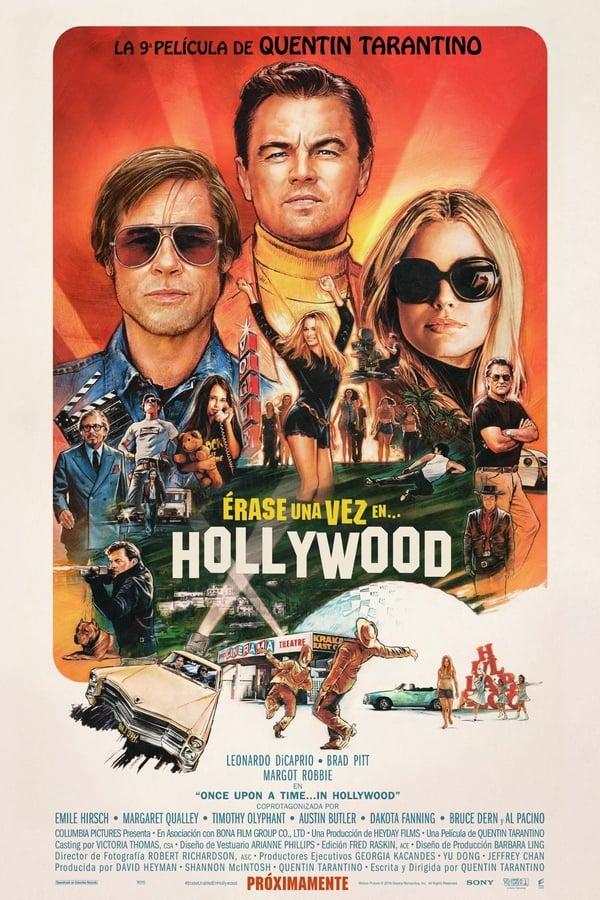 Érase una vez en… Hollywood