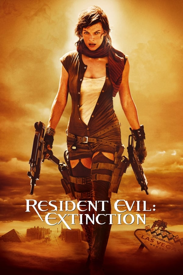 Resident Evil: Extinction (2007) [Hindi+English] | x265 10Bit BluRay HEVC | 1080p | 720p | 480p | Download | Watch Online | GDrive | Direct Links