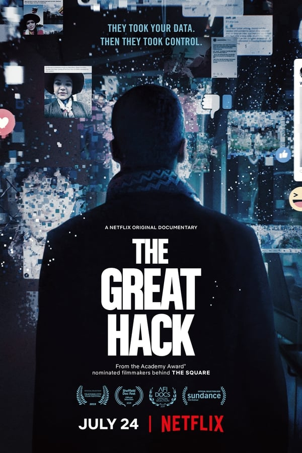 The Great Hack (2019) English Full Movie 1080p WEB-DL | 720p | 480p | 6.5 GB | Netflix Exclusive | Download | Watch Online | Direct Links | GDrive