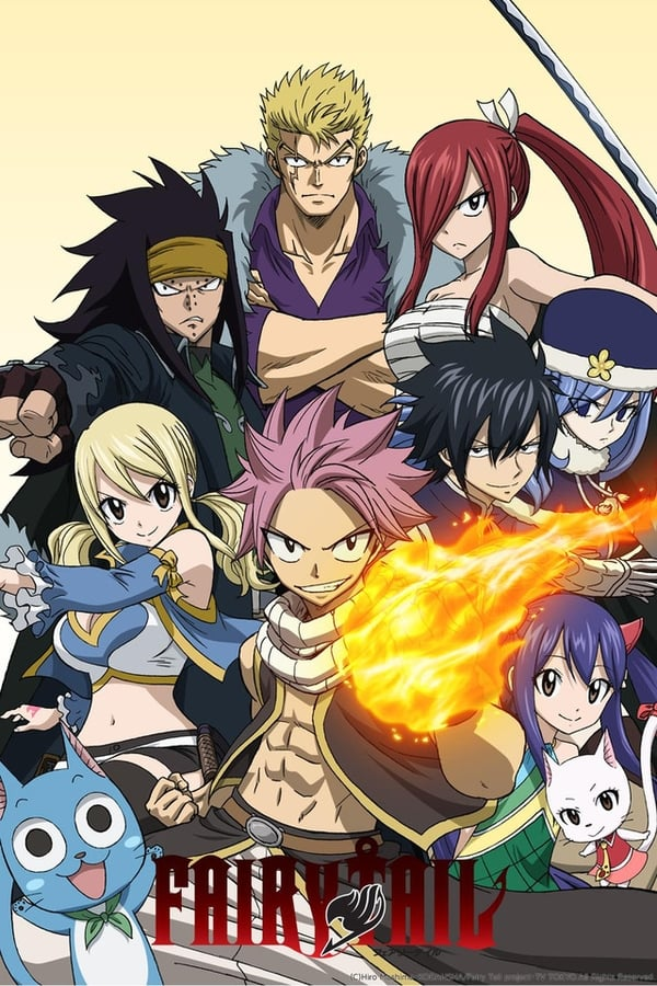 Assistir Fairy Tail Online