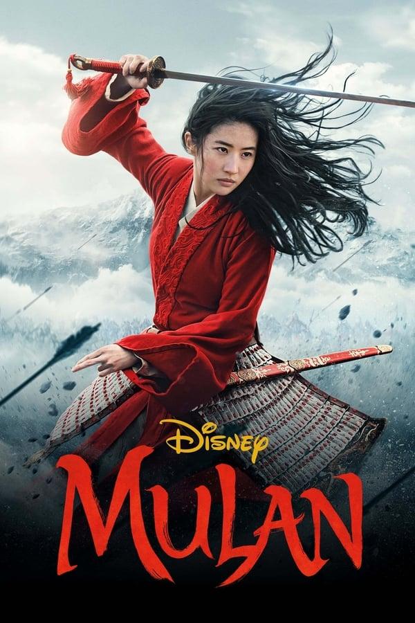 Mulan GDRIVE (2020) Dual Áudio WEB-DL 720p | 1080p Download