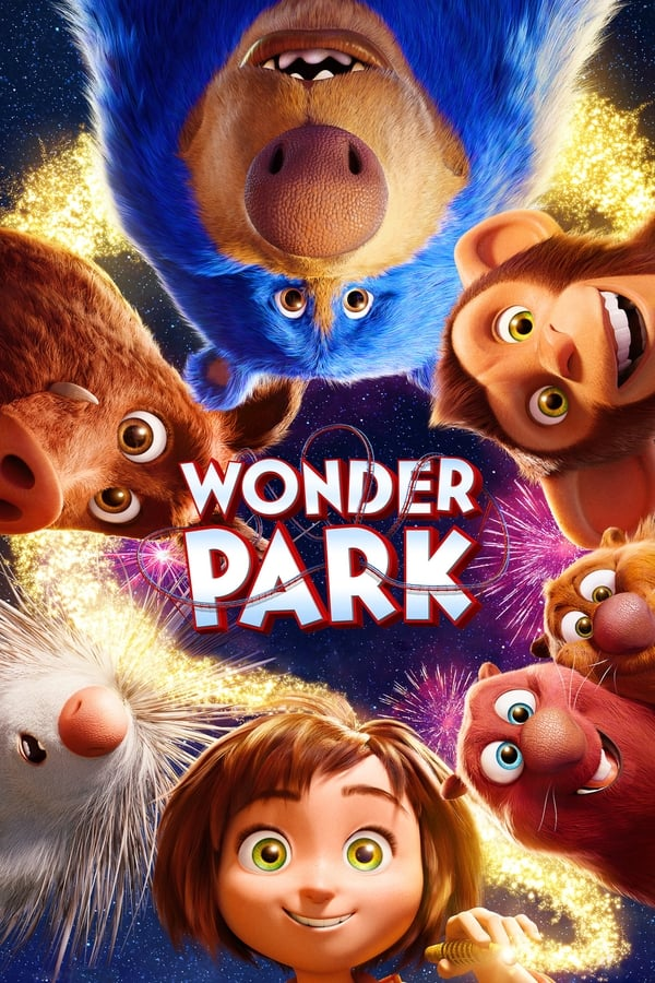 Kouzelný park (2019)