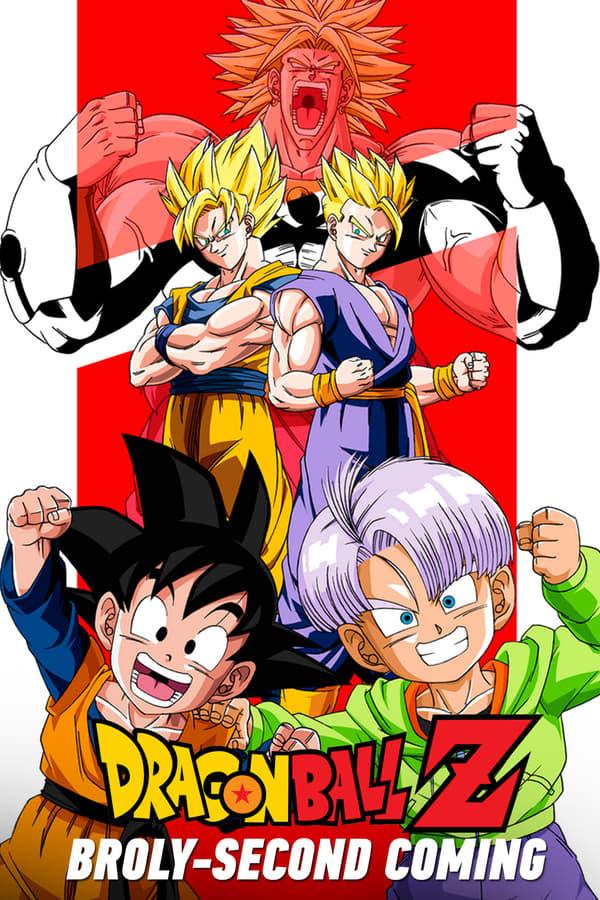 Dragon Ball Z- Broly – Second Coming (1994) REMUX 1080p Latino – CMHDD