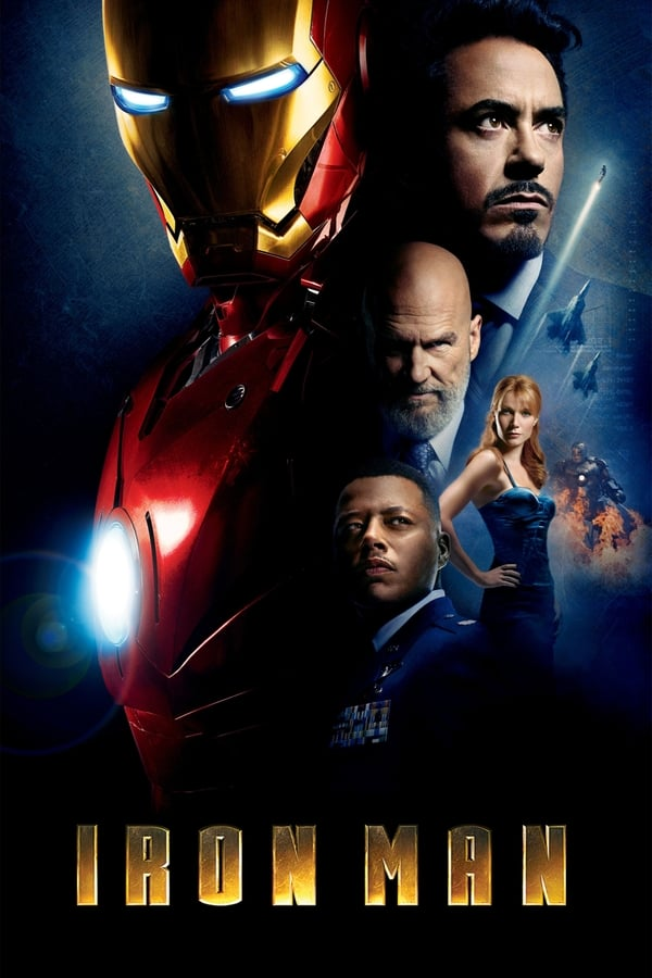 Iron Man (2008) [Hindi 5.1+English 5.1] | x265 10Bit BluRay | 1080p | 720p | 480p | Download | Watch Online | GDrive | Direct Links