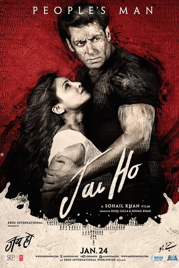 Jai Ho (2014) [Hindi DD5.1+ESub] | x264 10Bit BluRay | 1080p | 720p | 480p | Download | Watch Online | GDrive | Direct Links