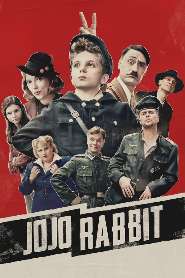Jojo Rabbit 2019 HD 1080p Español Latino