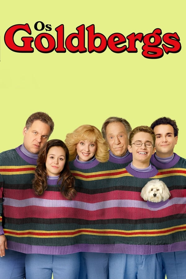 The Goldbergs – Os Goldbergs