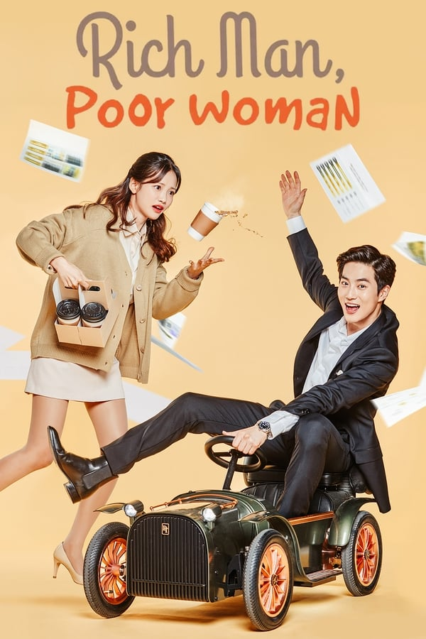 Rich Man, Poor Woman (2018)