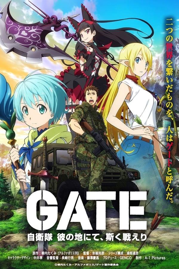 Assistir Gate: Jieitai Kanochi Nite, Kaku Tatakaeri Online
