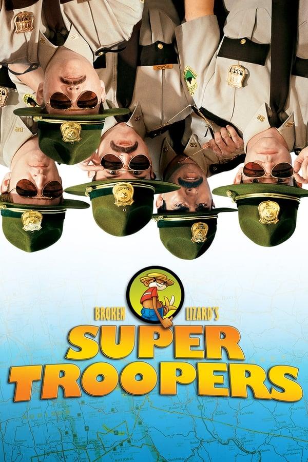 სუპერპოლიციელები / Super Troopers ქართულად