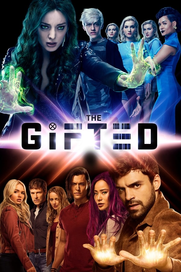The Gifted  Saison 2 en streaming