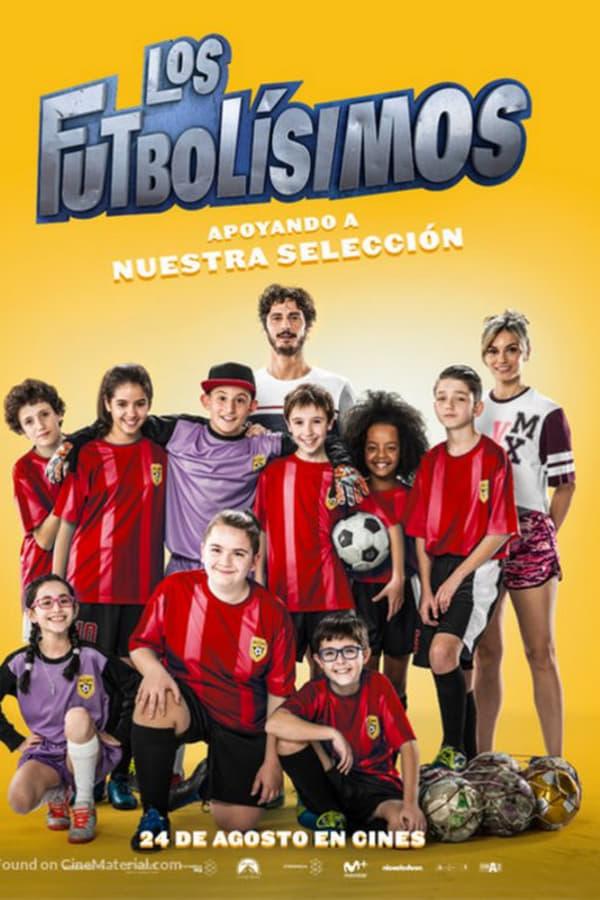 Ver Los futbolísimos (2018) Online Pelicula Completa Latino Español en HD