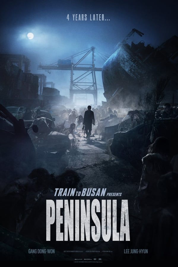 Peninsula (2020) Bluray Dual Audio [HIndi-English] x264 AAC
