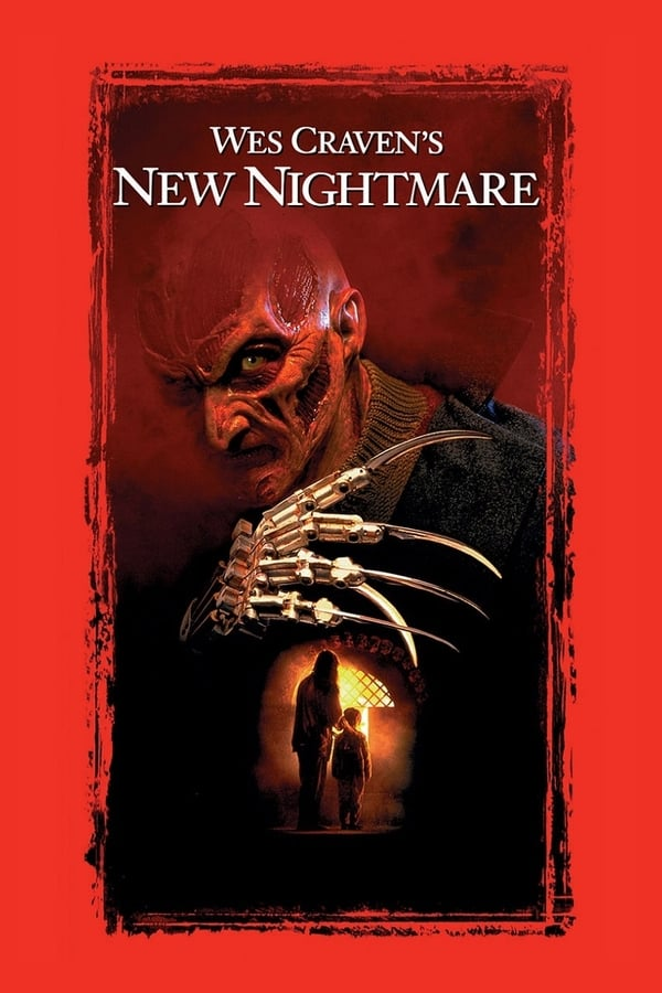 Wes Craven's New Nightmare (1994) REMUX 1080p Latino – CMHDD