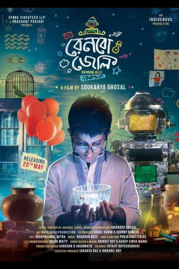 Rainbow Jelly (2018) [Bengali+ESubs] | Netflix Exclusive | x264 NF WEB-Rip | 720p | 480p | Download | Watch Online | GDrive | Direct Links