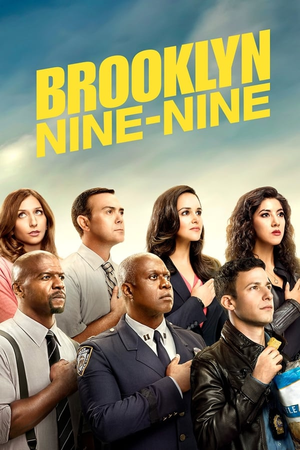 Brooklin Nine-Nine – Lei e Desordem