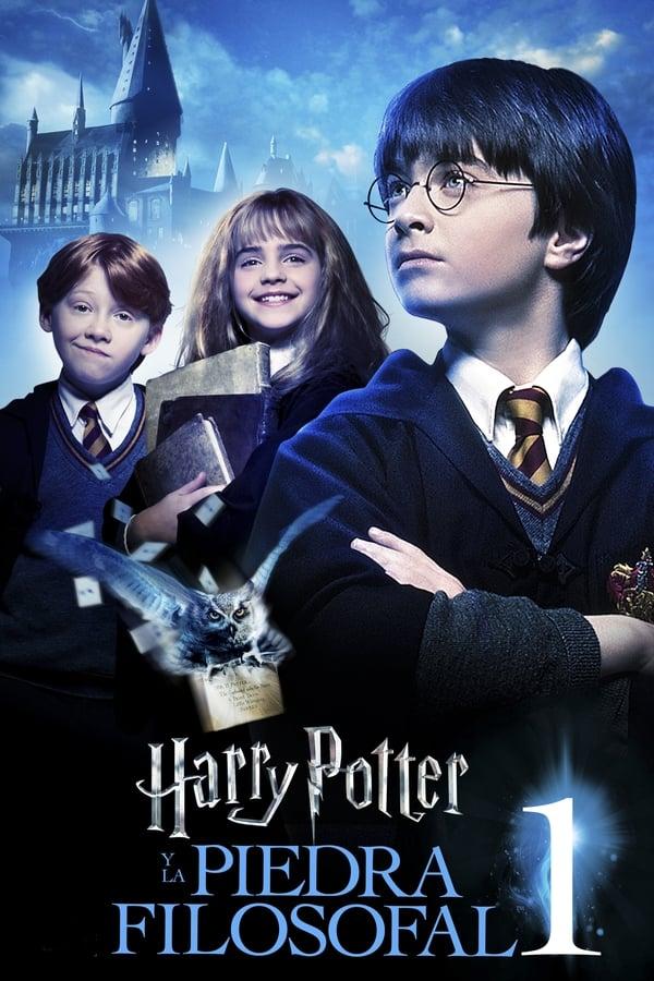 Harry Potter y la piedra filosofal (2001) 4K HDR Latino