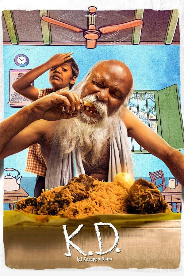 KD (2019) Tamil | x264 NF WEB-DL | 1080p | 720p | 480p |  Download | Watch Online | GDrive | Direct Links