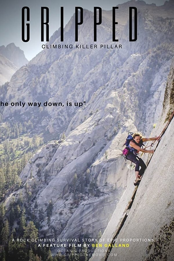 Image Gripped: Climbing the Killer Pillar 2020