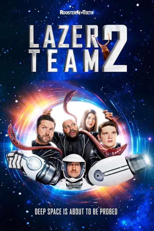 Assistir Lazer Team 2 Online