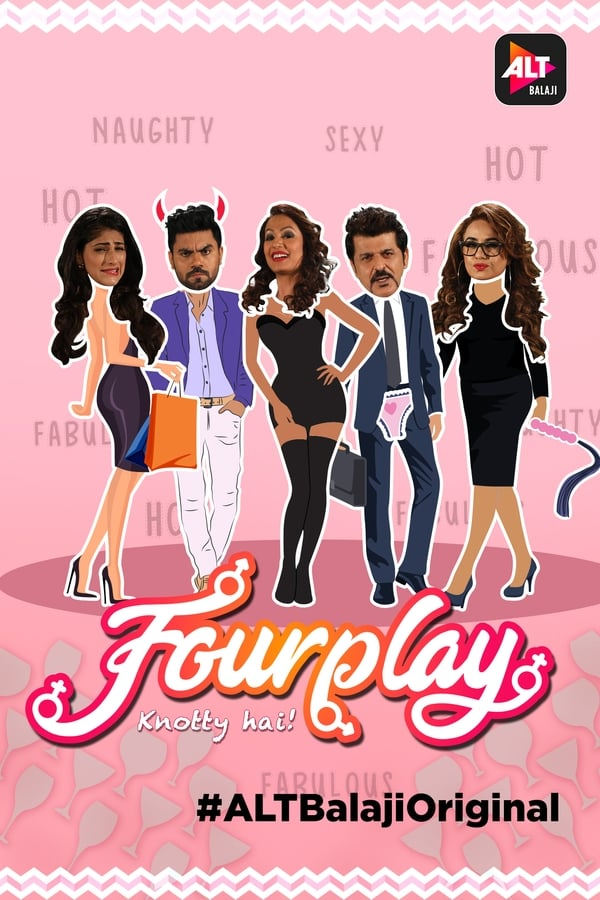 Fourplay Season 01 All Episodes 1080p WEB-DL | 720p | AltBalaji Exclusive Series   | Download | Watch Online | GDrive | Direct Links