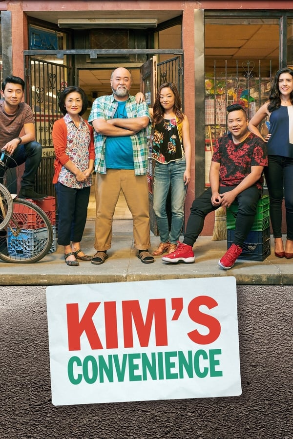 Kim's Convenience season 4 poster