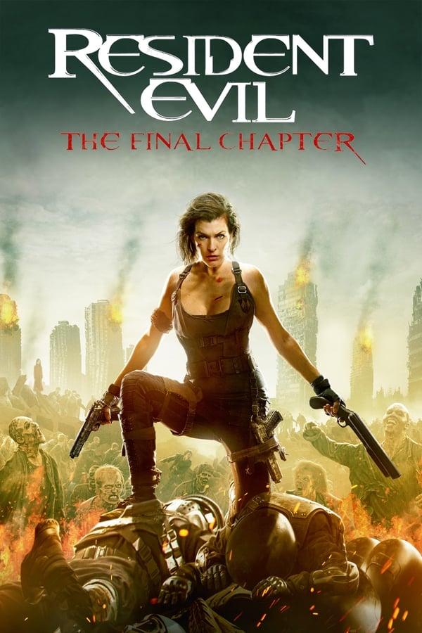 Resident Evil 6 Capítulo Final (2016) HD 1080p Latino
