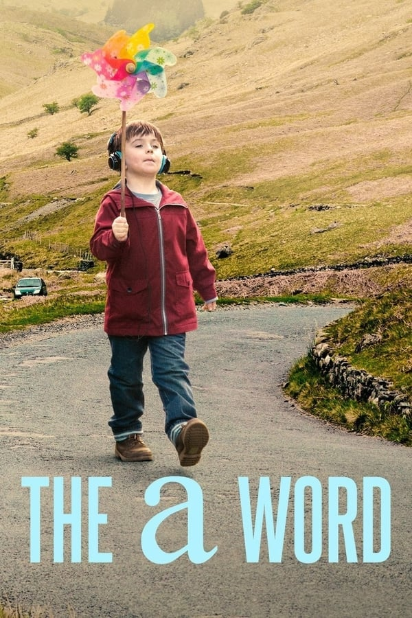 The A Word season 3 poster