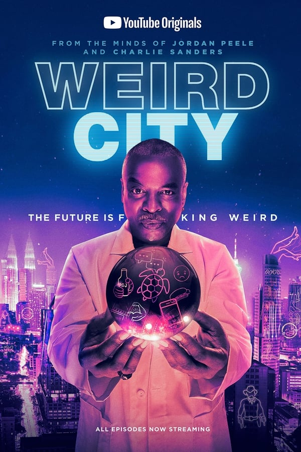 Weird City Saison 1 En Streaming