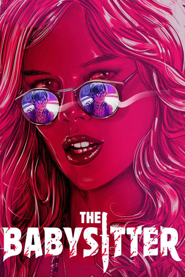The Babysitter (2017) English | x264 WEB-Rip | 1080p | 720p | Download | Watch Online | GDrive | Direct Links