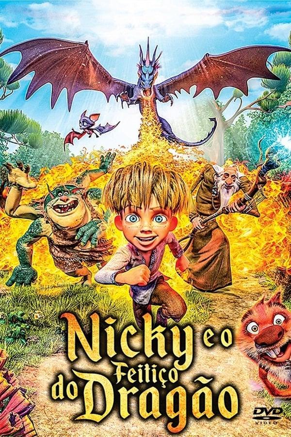 Assistir Nicky e o Feitiço do Dragão Online
