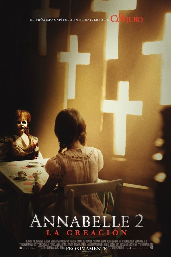 Imagen Annabelle 2: La Creación