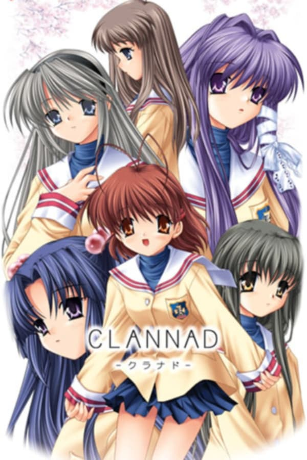 Assistir Clannad Online