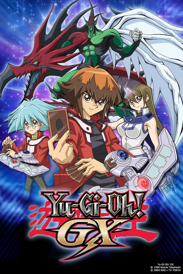 Assistir Yu-Gi-Oh! GX! Online