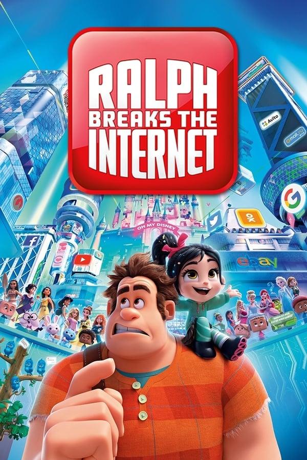 რალფმა ინტერნეტი გააფუჭა / Ralph Breaks the Internet