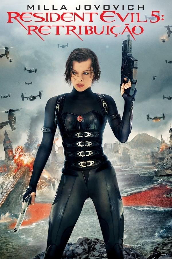 Assistir Resident Evil 5: Retribuição Online
